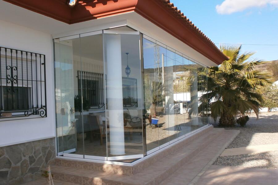 Cortinas De Cristal Cerramientos De Vidrio Cepi